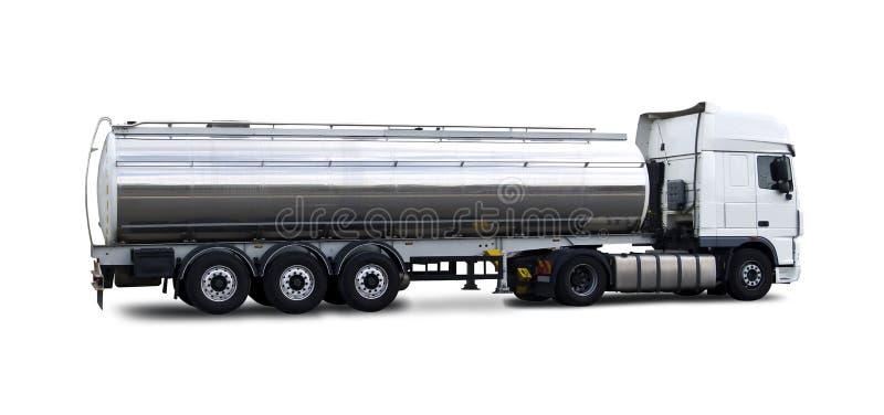 Φορτηγό βυτιοφόρων καυσίμων στοκ εικόνα με δικαίωμα ελεύθερης χρήσης