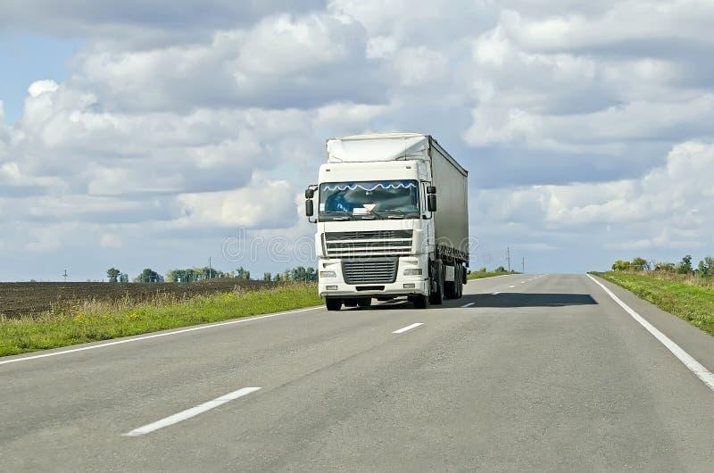 Φορτηγό στοκ φωτογραφία