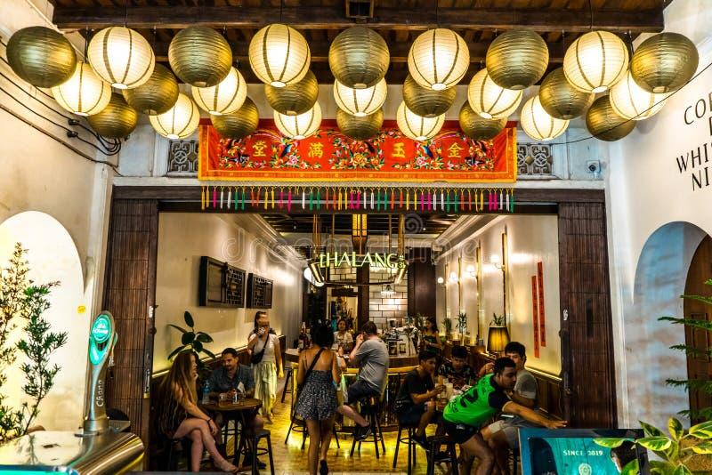 ΦΟΥΚΈΤ, ΤΑΪΛΆΝΔΗ - 26 ΜΑΐΟΥ 2019: Lard Yai Pulket Walk Street Night Market, Κάθε Κυριακή διάσημη Αγορά Πεζών Τέλεια στοκ φωτογραφίες με δικαίωμα ελεύθερης χρήσης