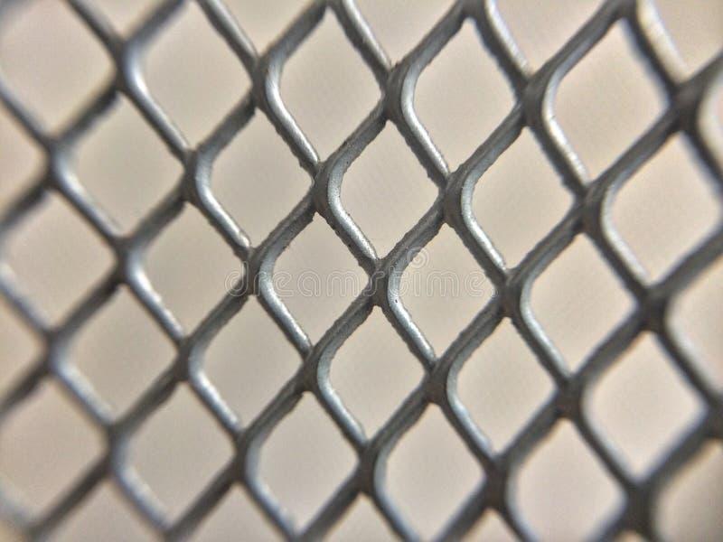 Φράκτης χάλυβα στοκ εικόνα με δικαίωμα ελεύθερης χρήσης