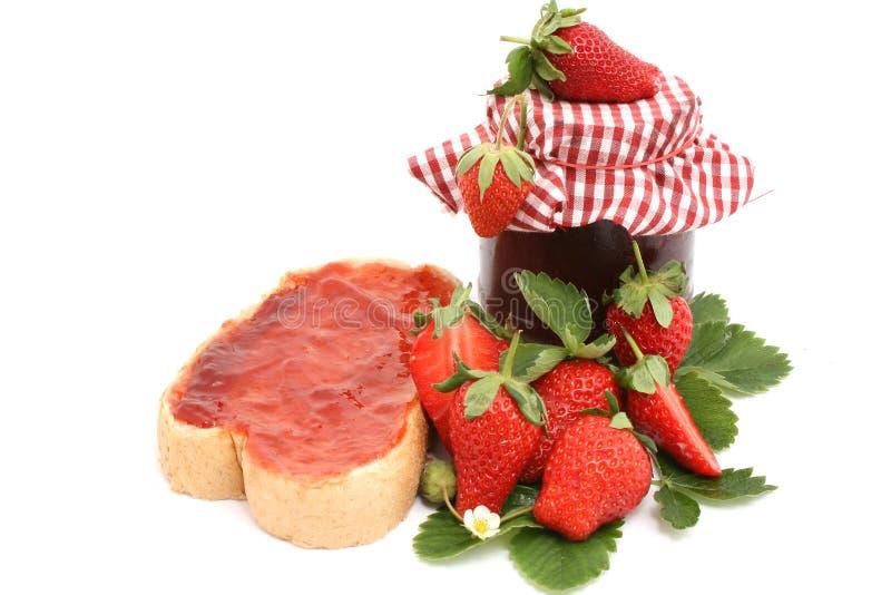 φράξτε τη φράουλα στοκ φωτογραφίες με δικαίωμα ελεύθερης χρήσης