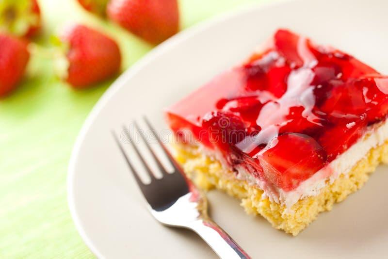 φράουλα πιτών στοκ εικόνα