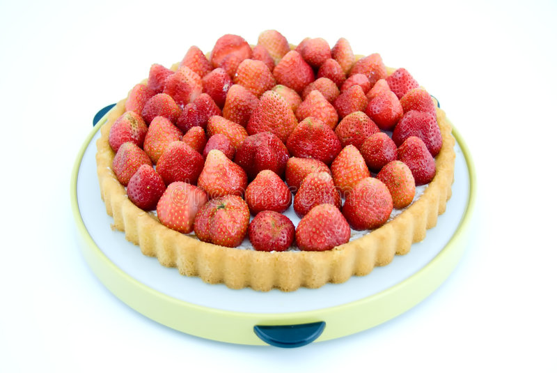 φράουλα πιτών στοκ εικόνες