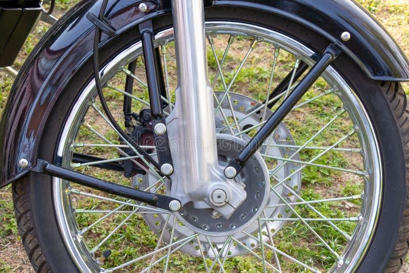 Φρένο δίσκων ποδηλάτων στοκ εικόνες