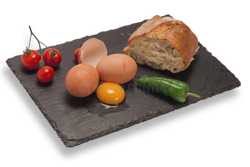 Φρέσκα αυγά στοκ φωτογραφία