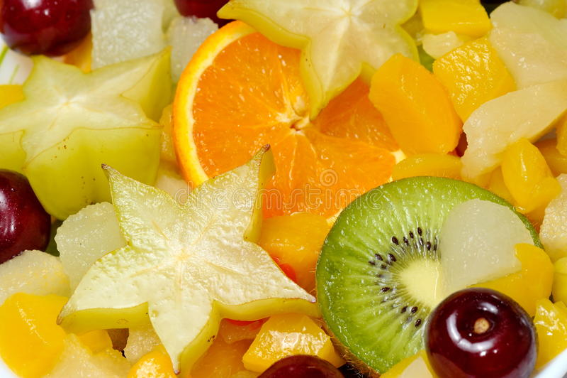 Φρέσκα διάφορα φρούτα στοκ φωτογραφία με δικαίωμα ελεύθερης χρήσης