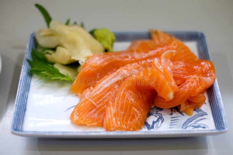 Φρέσκα ιαπωνικά τρόφιμα στοκ εικόνα