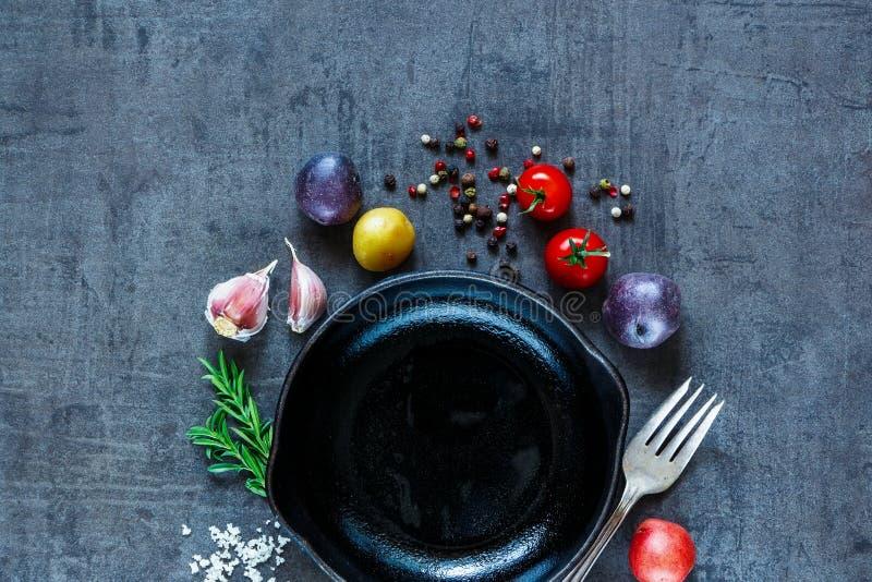 Φρέσκα οργανικά λαχανικά στοκ εικόνα