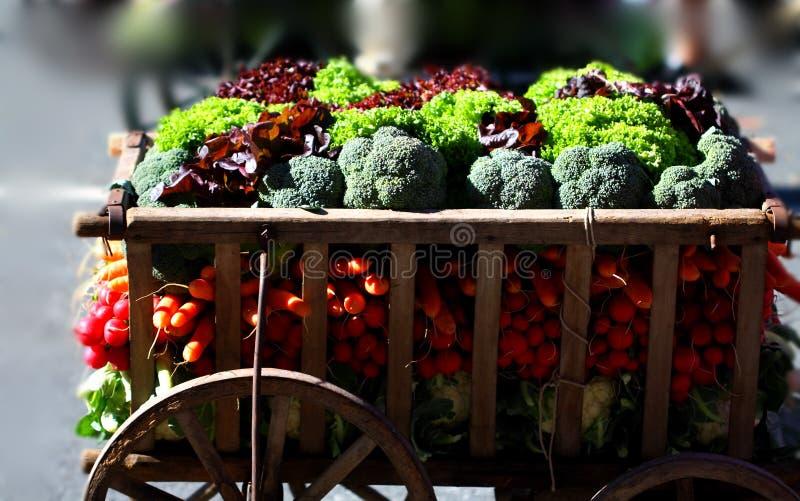 φρέσκα οργανικά λαχανικά &kap στοκ φωτογραφία με δικαίωμα ελεύθερης χρήσης