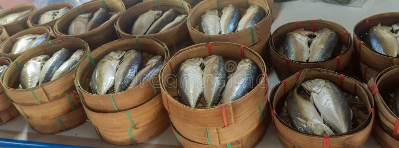 Φρέσκα ψάρια στην αγορά στοκ φωτογραφία με δικαίωμα ελεύθερης χρήσης