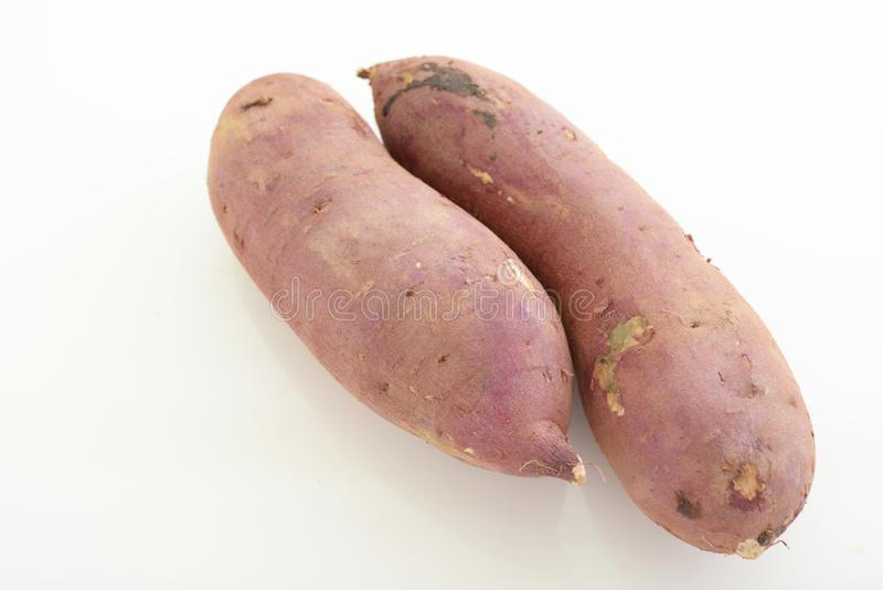 Φρέσκες γλυκές πατάτες στοκ φωτογραφία με δικαίωμα ελεύθερης χρήσης