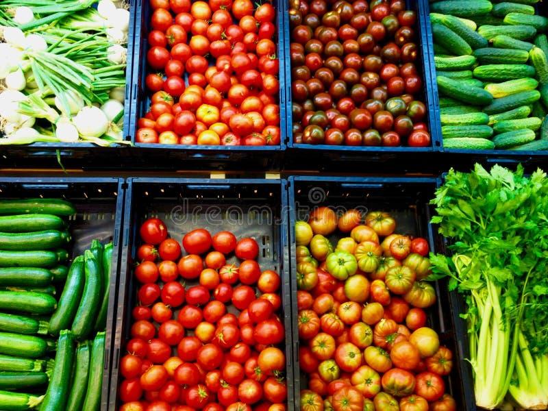 Φρέσκια αγορά στοκ φωτογραφία με δικαίωμα ελεύθερης χρήσης