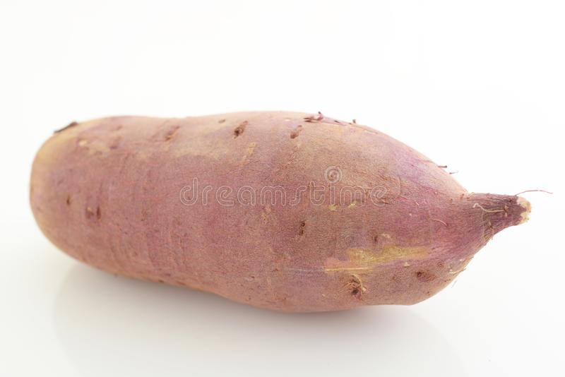 Φρέσκια γλυκιά πατάτα στοκ φωτογραφία