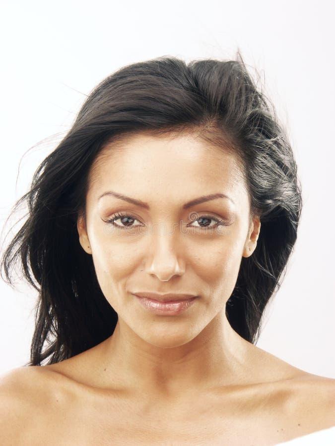 φρέσκια λατινική γυναίκα στοκ εικόνα με δικαίωμα ελεύθερης χρήσης