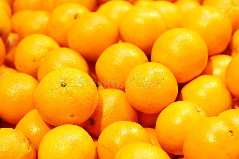 φρέσκια πορτοκαλιά υπερ&a στοκ φωτογραφίες