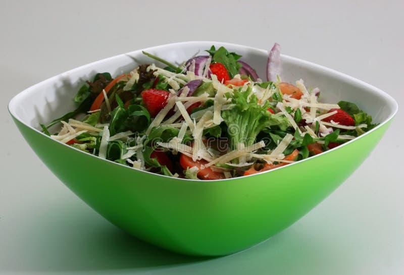 φρέσκια σαλάτα στοκ εικόνες