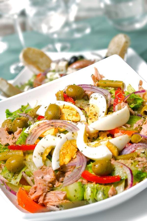 Φρέσκια σαλάτα στοκ φωτογραφία