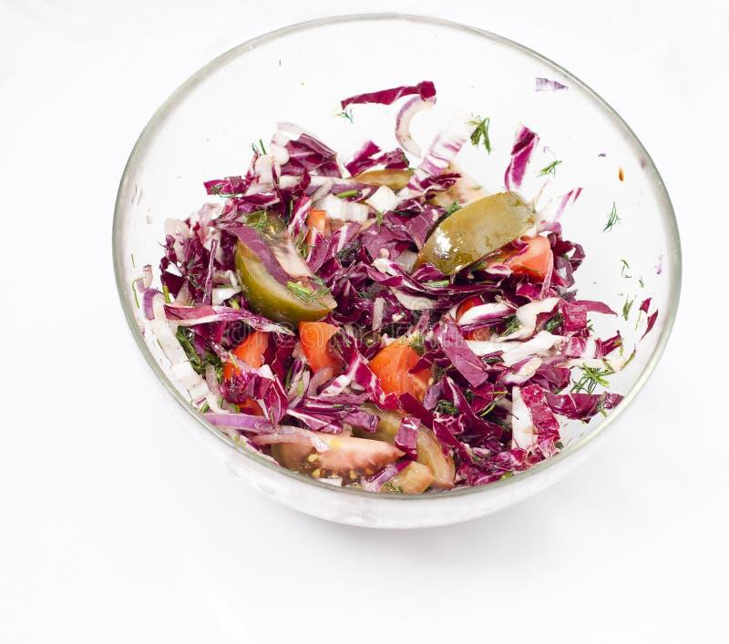 φρέσκια σαλάτα 3 στοκ φωτογραφία με δικαίωμα ελεύθερης χρήσης