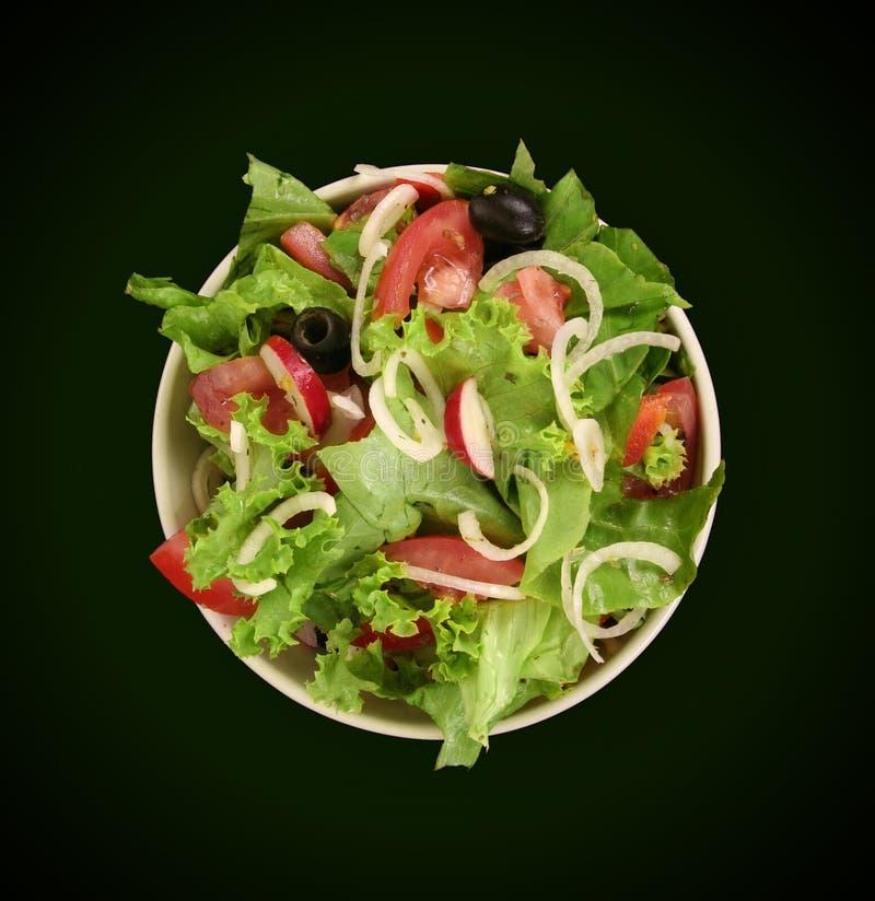 Φρέσκια σαλάτα στοκ φωτογραφίες με δικαίωμα ελεύθερης χρήσης