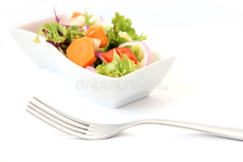 φρέσκια υγιής σαλάτα στοκ φωτογραφίες με δικαίωμα ελεύθερης χρήσης
