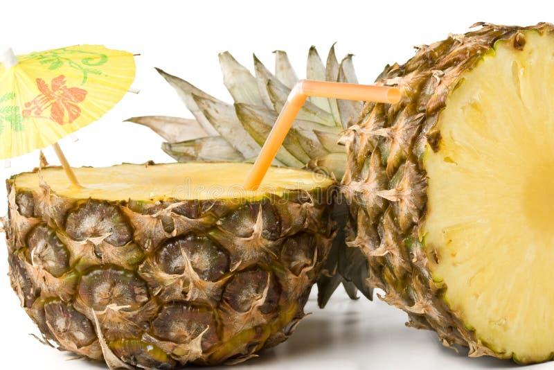 φρέσκος ανανάς στοκ εικόνες