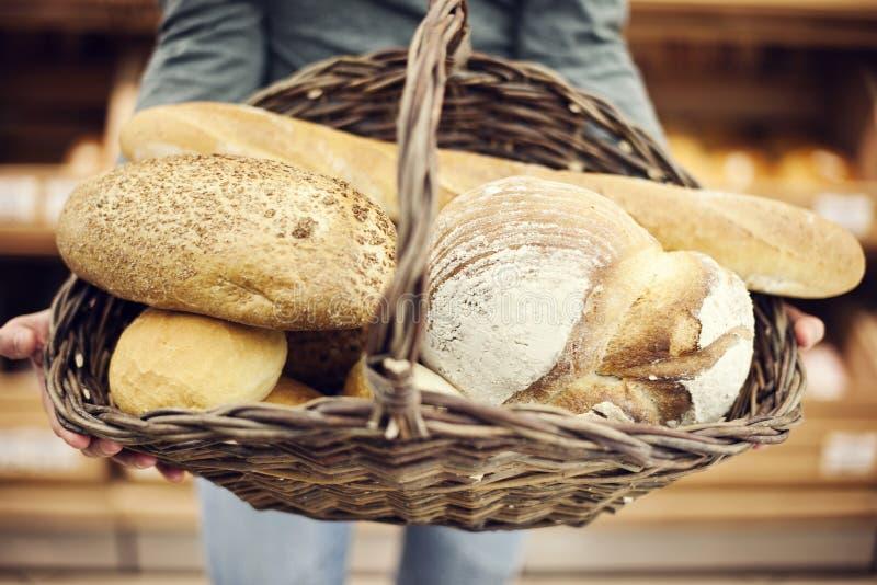 Φρέσκος ψήνει το ψωμί στοκ φωτογραφίες με δικαίωμα ελεύθερης χρήσης