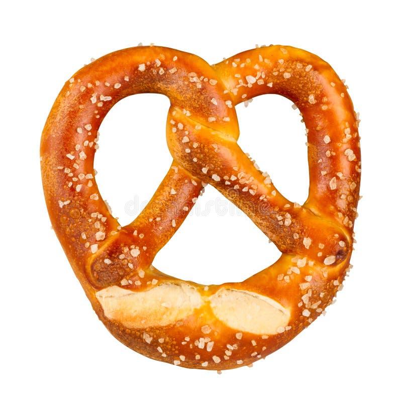 Φρέσκο γερμανικό pretzel στοκ εικόνες με δικαίωμα ελεύθερης χρήσης