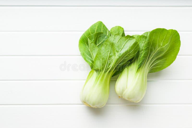 Φρέσκο λάχανο choi Pak στοκ εικόνες με δικαίωμα ελεύθερης χρήσης