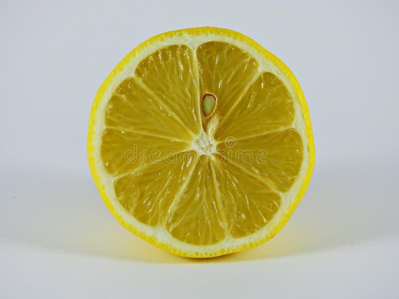 φρέσκο λεμόνι - κίτρινο στοκ εικόνες με δικαίωμα ελεύθερης χρήσης
