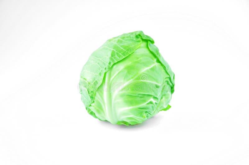 Φρέσκο πράσινο λάχανο στοκ εικόνες