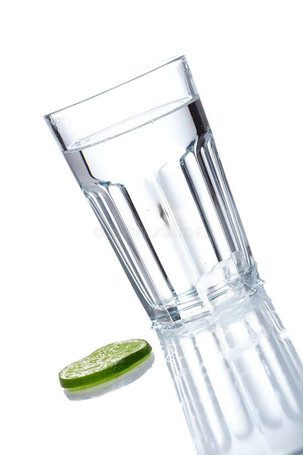 φρέσκο ύδωρ ασβέστη στοκ εικόνα με δικαίωμα ελεύθερης χρήσης