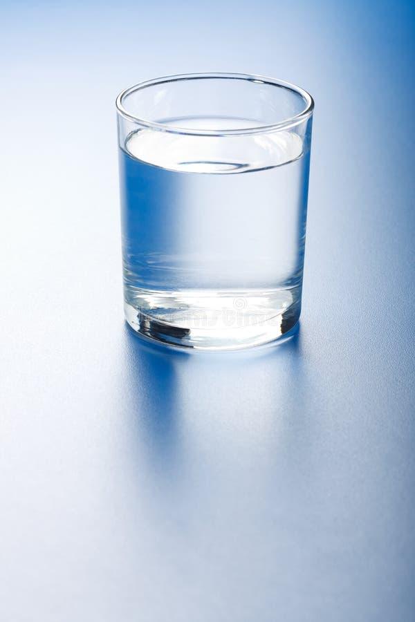 φρέσκο ύδωρ γυαλιού στοκ φωτογραφία