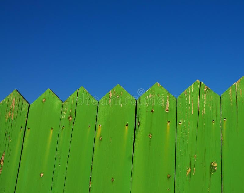φραγή πράσινη στοκ εικόνα με δικαίωμα ελεύθερης χρήσης