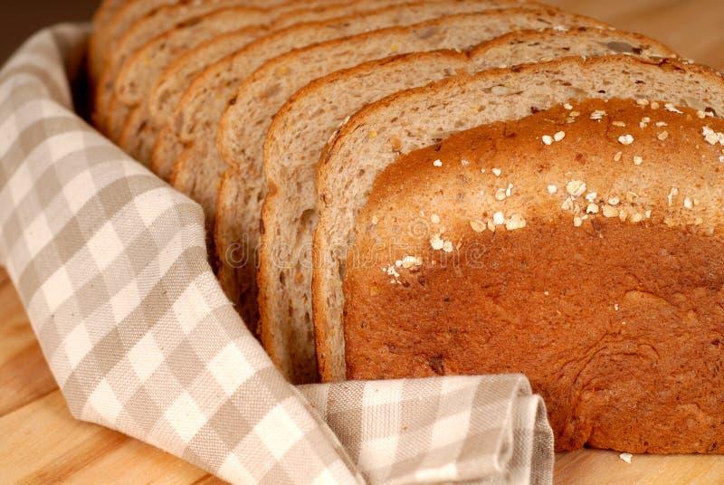 φραντζόλα σιταριού ψωμιού 7 στοκ εικόνα με δικαίωμα ελεύθερης χρήσης