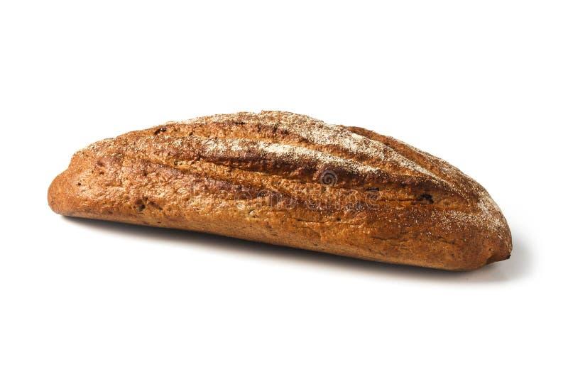 Φραντζόλα ψωμιού σίκαλης στοκ φωτογραφία