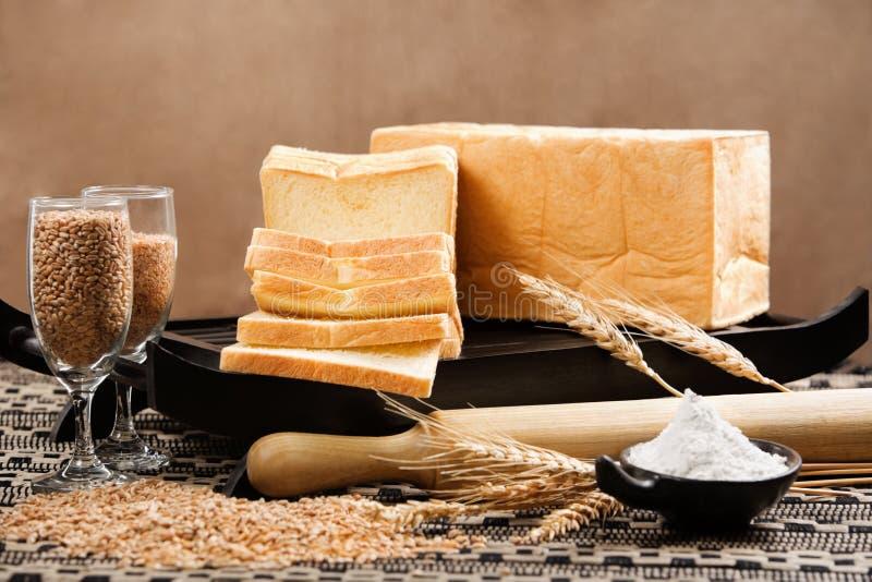 φραντζόλα ψωμιού στοκ φωτογραφία