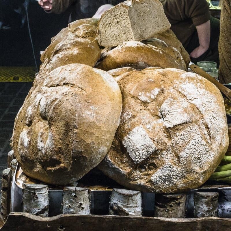 Φραντζόλες των ψωμιών στοκ εικόνες με δικαίωμα ελεύθερης χρήσης