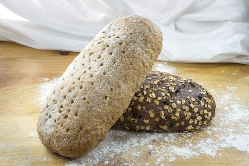 φραντζόλες ψωμιού στοκ φωτογραφία