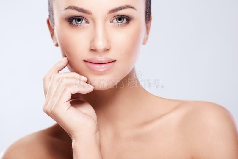 Φροντίδα δέρματος στοκ φωτογραφία