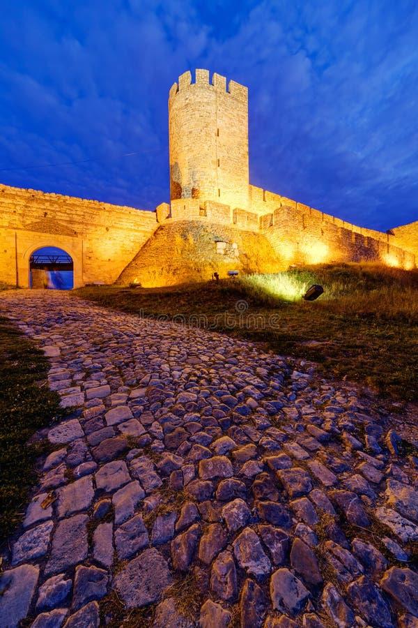 Φρούριο Βελιγραδι'ου στοκ εικόνες
