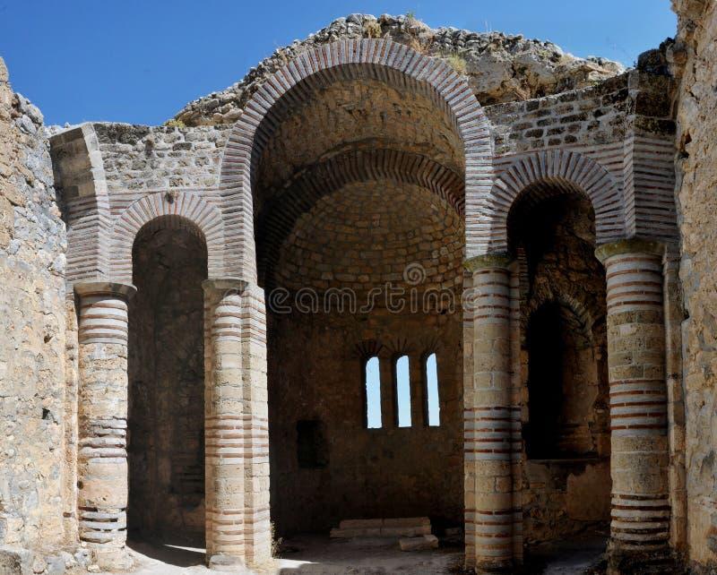 Φρούριο του ST Hilarion στοκ εικόνες