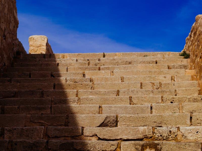 Φρούριο Borj EL-Kebir Οθωμανός, Mahdia, Τυνησία στοκ εικόνες