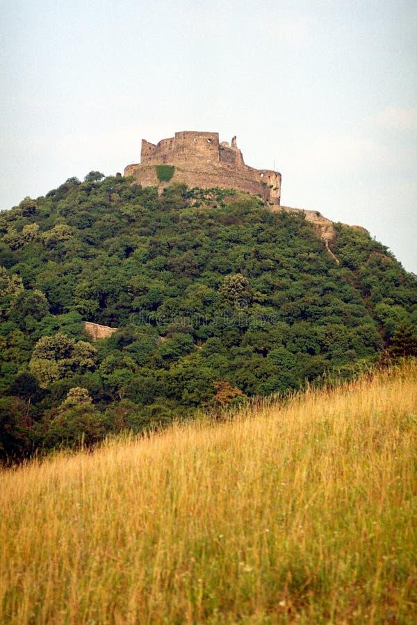 φρούριο deva στοκ φωτογραφία