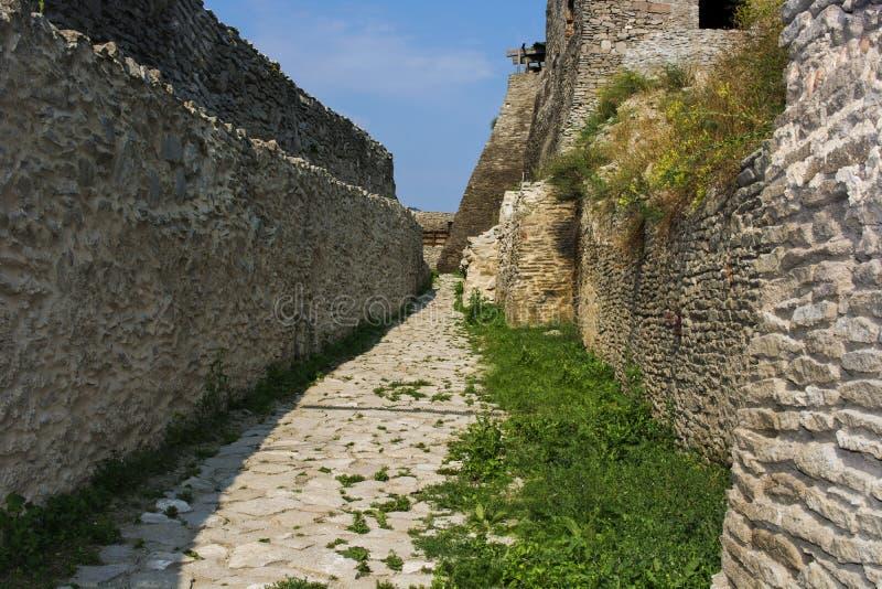 Φρούριο 1250 Deva στοκ εικόνες με δικαίωμα ελεύθερης χρήσης