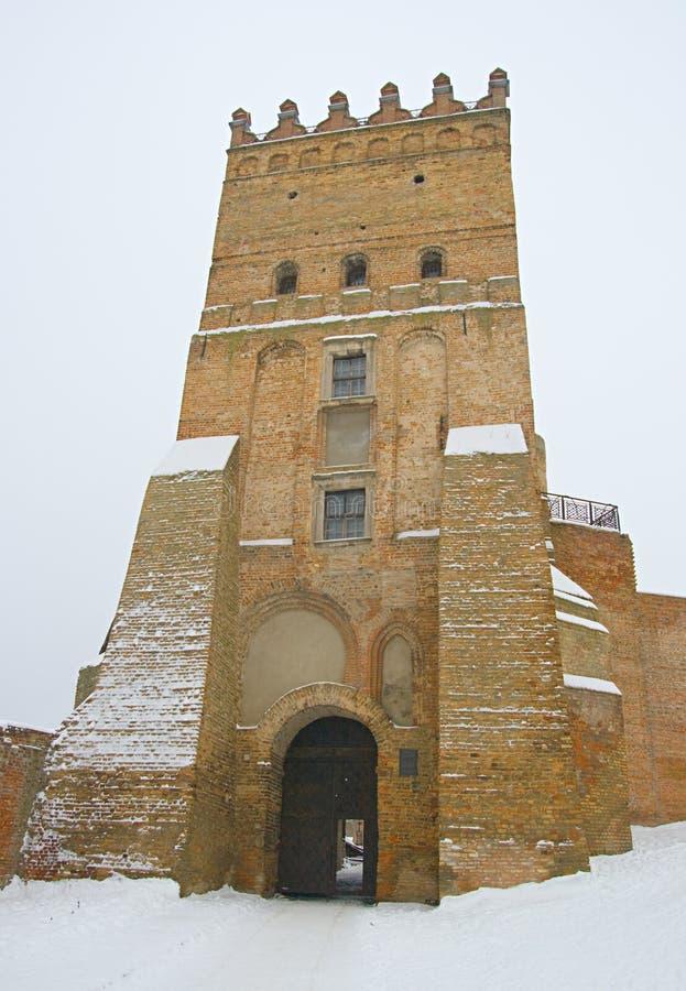 φρούριο lutsk Ουκρανία στοκ εικόνα με δικαίωμα ελεύθερης χρήσης