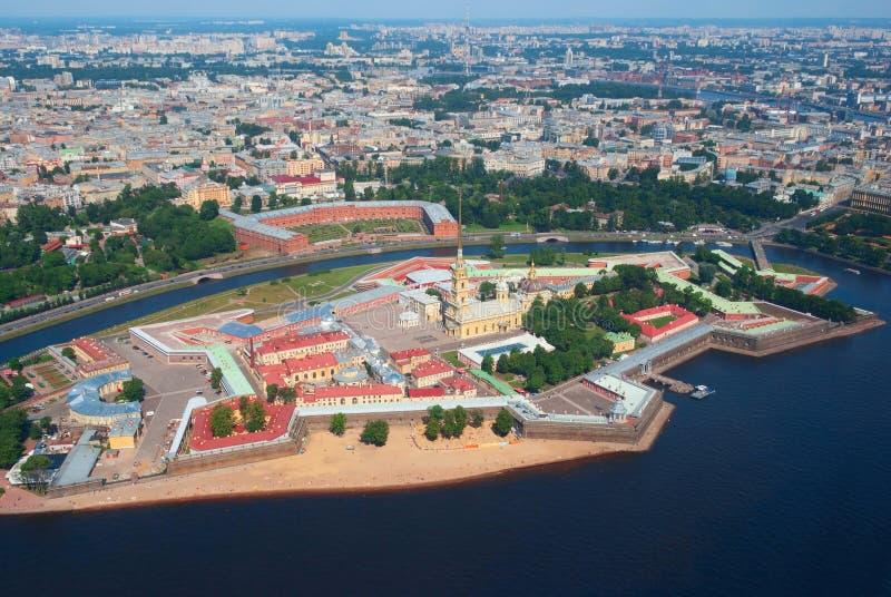 φρούριο Paul Peter στοκ εικόνες με δικαίωμα ελεύθερης χρήσης