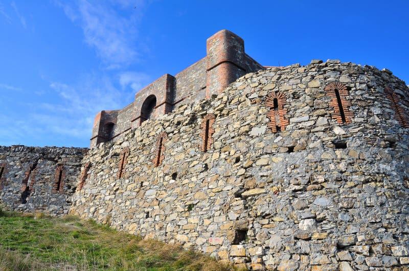 Φρούριο, ratti, Γένοβα στοκ φωτογραφία με δικαίωμα ελεύθερης χρήσης