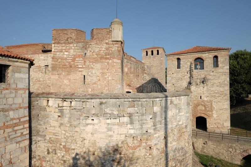 Φρούριο Vida μπαμπάδων σε Vidin, Βουλγαρία στοκ εικόνα με δικαίωμα ελεύθερης χρήσης