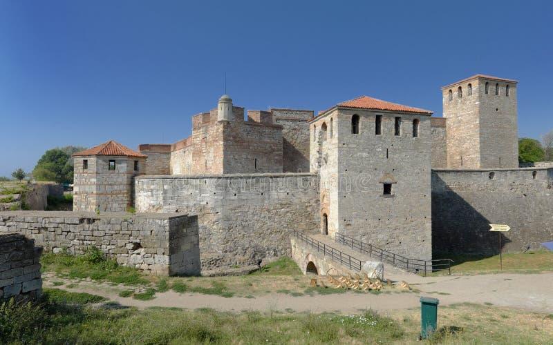Φρούριο Vida μπαμπάδων σε Vidin, Βουλγαρία στοκ εικόνα