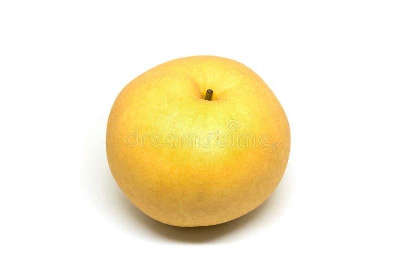 Φρούτα χειραμάξιων στο άσπρο υπόβαθρο στοκ φωτογραφία με δικαίωμα ελεύθερης χρήσης
